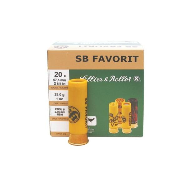 SB FAVORIT C20