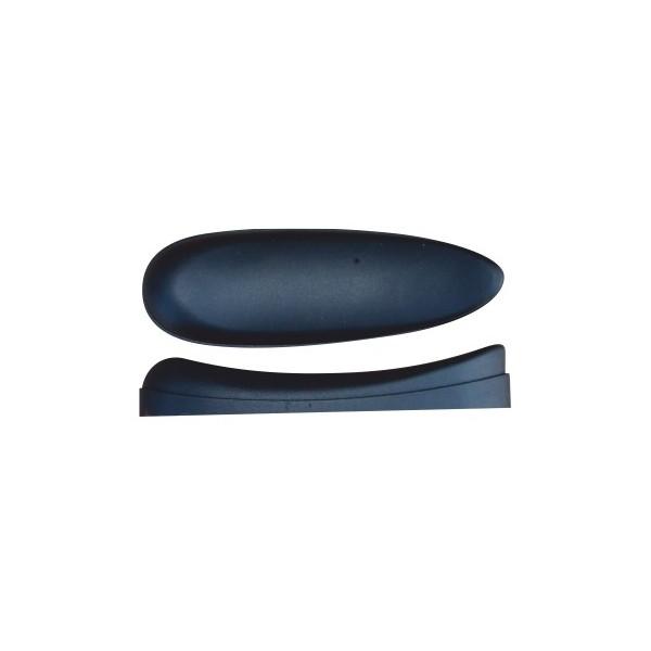 ΠΕΛΜΑ MICROCELL CURVED H16,50 ΜΑΥΡΟ 16,50mm