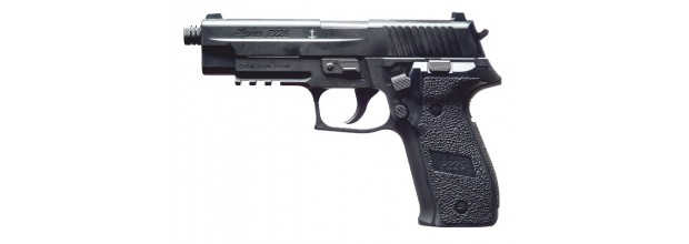 SIGSAUER ΑΕΡΟΒΟΛΟ ΠΙΣΤΟΛΙ ΑΜΠΟΥΛΑΣ P226 BLACK ASP
