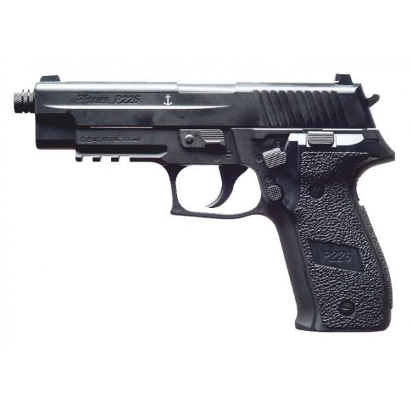 SIGSAUER ΑΕΡΟΒΟΛΟ ΠΙΣΤΟΛΙ P226 BLACK ASP