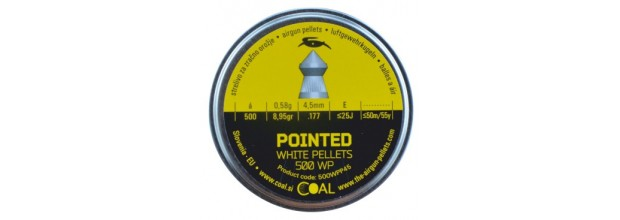 COAL 500WP POINTED ΜΥΤΕΡΑ 4.5MM