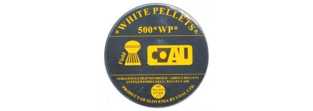 COAL ΔΙΑΒΟΛΟ 500WP FIELD ΣΤΡΟΓΓΥΛΑ 4.5mm (0.56grs)