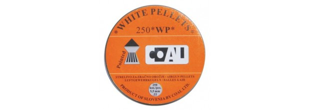 COAL 100WP POINTED 5.5MM (1,00grs)