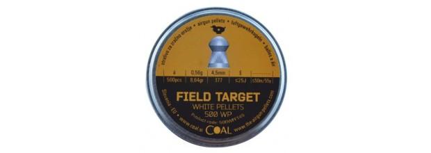 COAL ΔΙΑΒΟΛΟ 500WP FIELD TARGET ΣΤΡΟΓΓΥΛΑ 4,5mm (0,56grs)