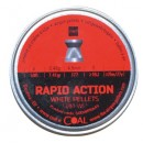COAL 500WP RAPID ACTION FLAT 4.5mm (0,48grs)