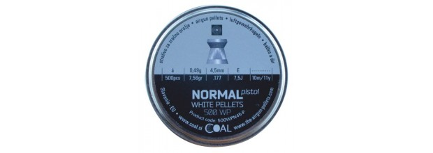 COAL 500WP NORMAL RIFLE ΕΠΙΠΕΔΑ 4.5mm