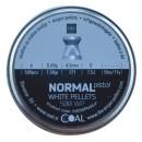 COAL 500WP NORMAL RIFLE FLAT 4.5mm (0,52grs)
