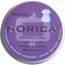 NORICA MATCH ΕΠΙΠΕΔΑ 4.5mm (0.48grs) 250τεμ.