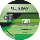 NORICA HAMMER ΣΤΡΟΓΓΥΛΑ 4,5mm (0.51grs)