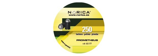 NORICA PROMETHEUS POINTED 5.5mm (0.58grs)