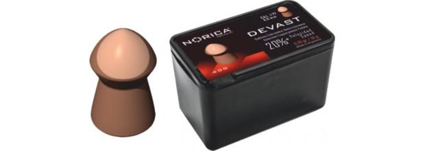 NORICA DEVAST ROUND 4.5mm (0.70grs)