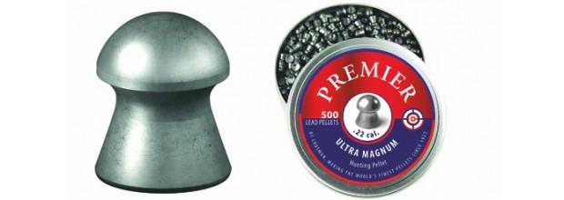 CROSMAN ΔΙΑΒΟΛΟ HEAVY DOMED ΣΤΡΟΓΓΥΛΑ 4,5mm (10.5grs) 1250τεμ.