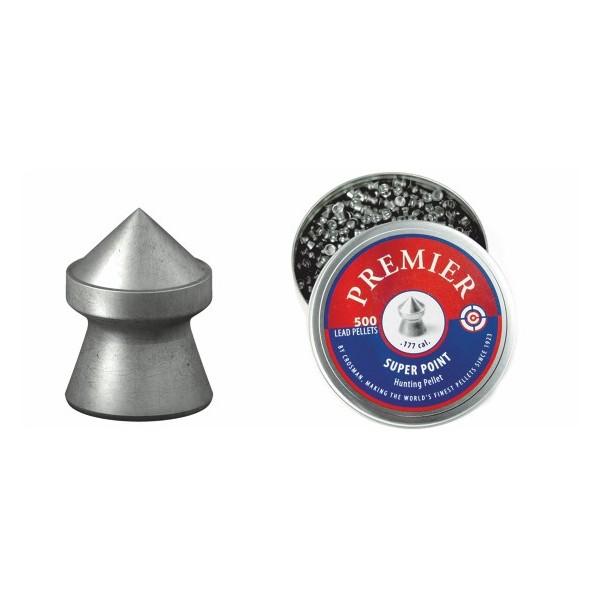 CROSMAN ΔΙΑΒΟΛΟ SUPER POINTED ΜΥΤΕΡΑ 4.5mm (7,9grs)