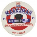 MARKSMAN ROUND 5,5mm TIN