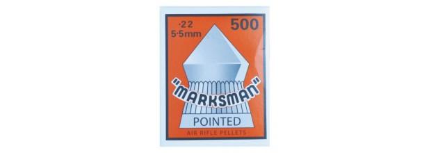 MARKSMAN ΔΙΑΒΟΛΟ ΜΥΤΕΡΑ 5,5mm ΣΕ ΧΑΡΤΙΝΑ ΚΟΥΤΙΑ