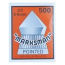 MARKSMAN ΜΥΤΕΡΑ 5,5mm ΣΕ ΧΑΡΤΙΝΑ ΚΟΥΤΙΑ