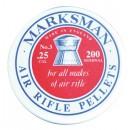 MARKSMAN ΣΤΡΟΓΓΥΛΑ 6,35mm
