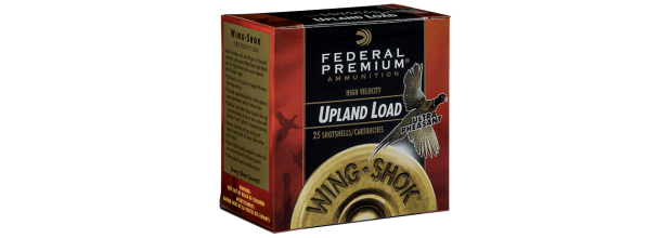 FEDERAL HIGH VELOCITY PF154 C12 2 3/4''