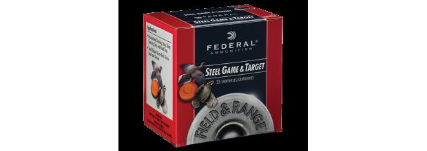 FEDERAL FIELD&RANGE STEEL &SPEED SHOK FRS12 C12 2 3/4''