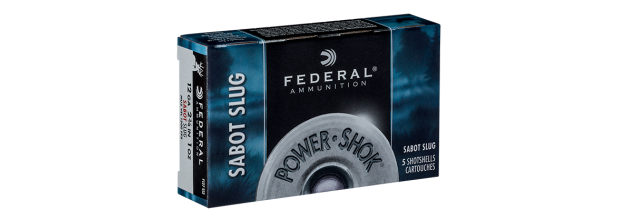 FEDERAL POWER SHOK SABOT P154SS ΜΟΝΟΒΟΛΟ C12 2 3/4''