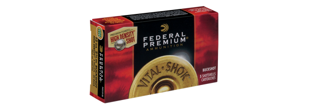 FEDERAL ULTRA SHOK STEEL HIGH DENSITY PHD197 C12 3''