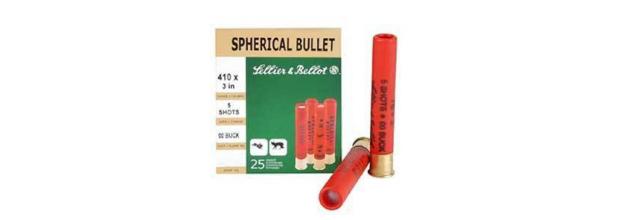 SB RED SPHERICAL BULLET MAGNUM C36