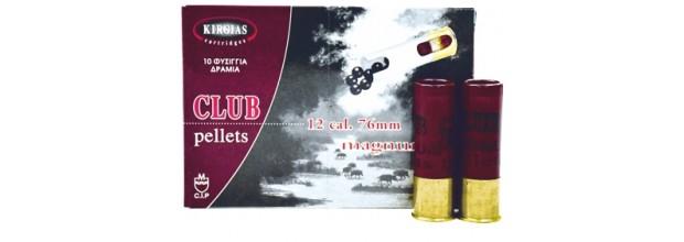 CLUB PELLETS MAGNUM 12P C12