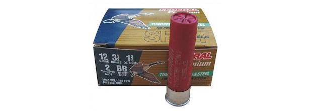 FEDERAL PWT132 PREMIUM STEEL C12 3 1/2''