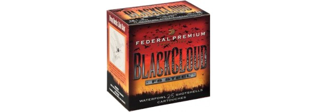 FEDERAL BLACK CLOUD FS STEEL PWB142 C12 3''
