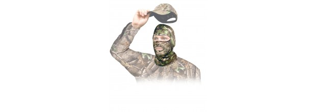 PRIMOS PS6738 STRETCH FIT MASK FULL HOOD