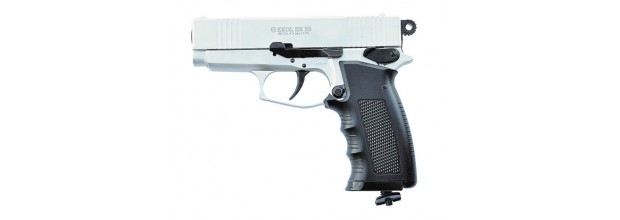 EKOL AIR PISTOL ES55 WHITE 4.5mm