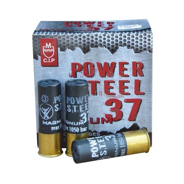 POWER STEEL ΑΤΣΑΛΙΝΑ 37 MAGNUM C12