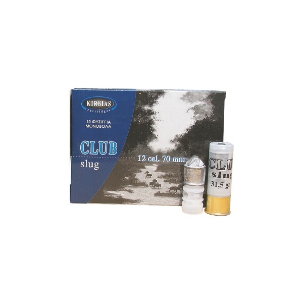 CLUB SLUG C12