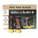 SB RED & BLACK C12